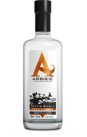 Arbikie Potato Vodka