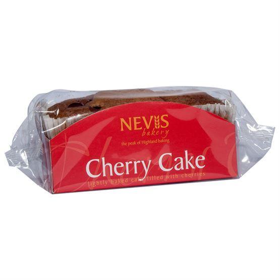 Nevis Cherry Cake Cakes & Pastries