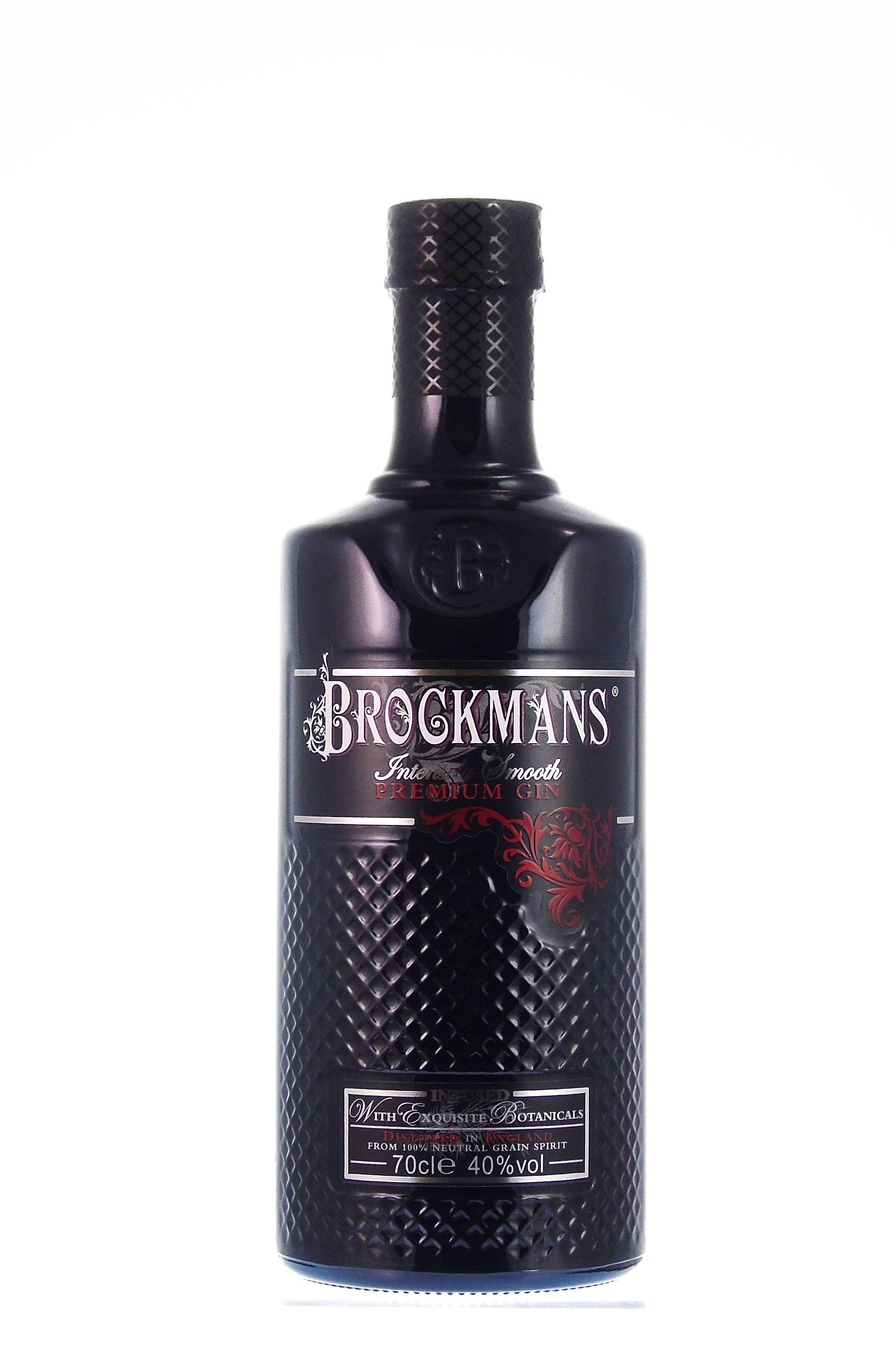 Brockmans Gin Gins & Gin Liqueurs