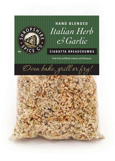Shropshire Herb & Garlic Breadcrumbs