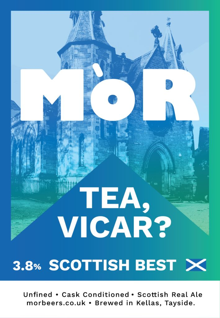 MoR Tea Vicar Scottish Best