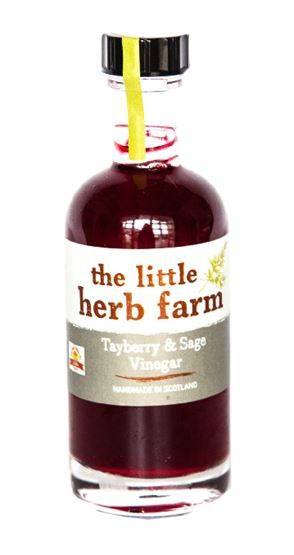 Little Herb Farm Tayberry & Sage