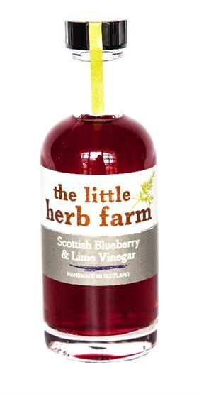 Little Herb Farm Blueberry & Lime