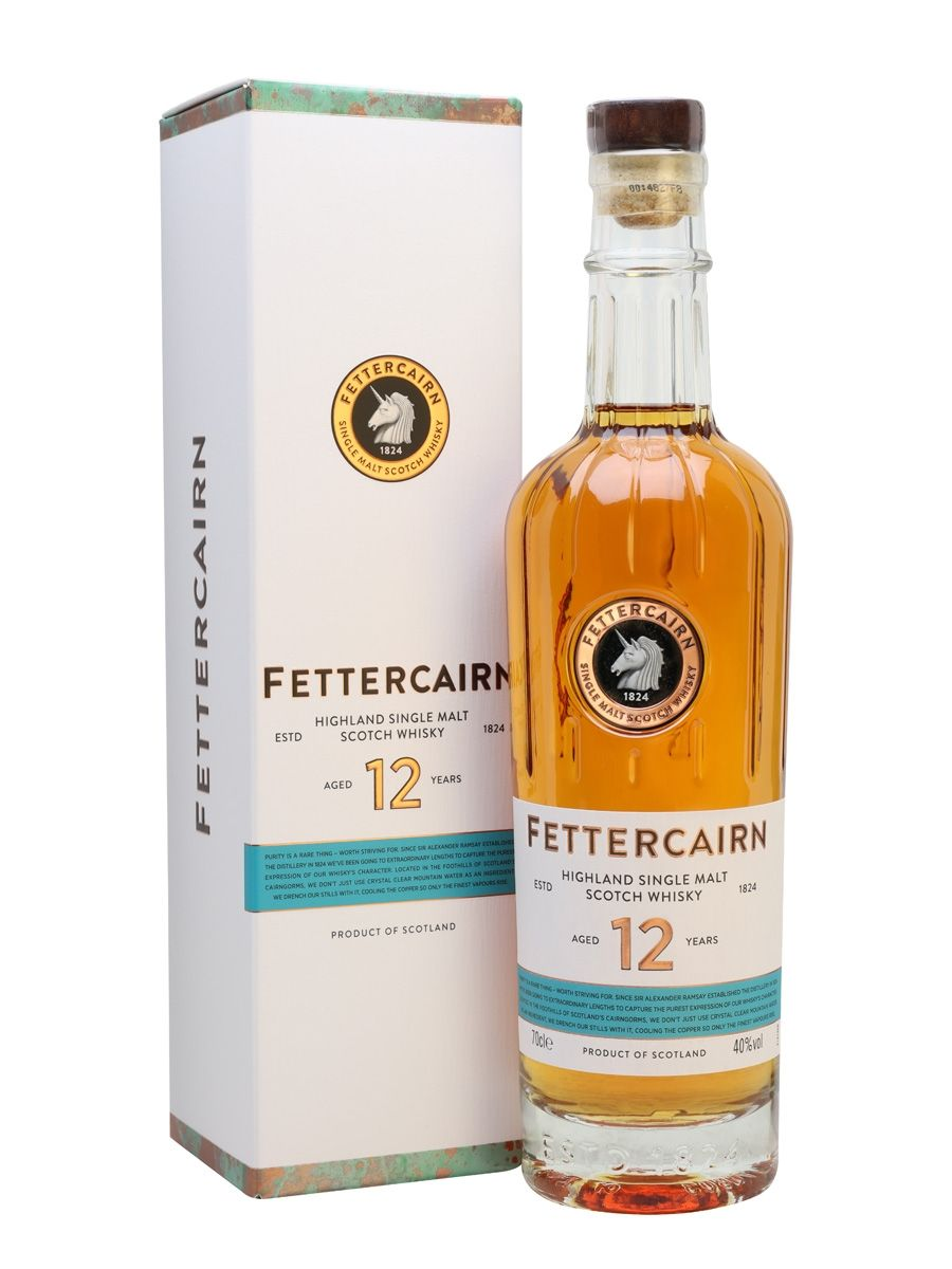 Fettercairn 12 Year Old Single Malt