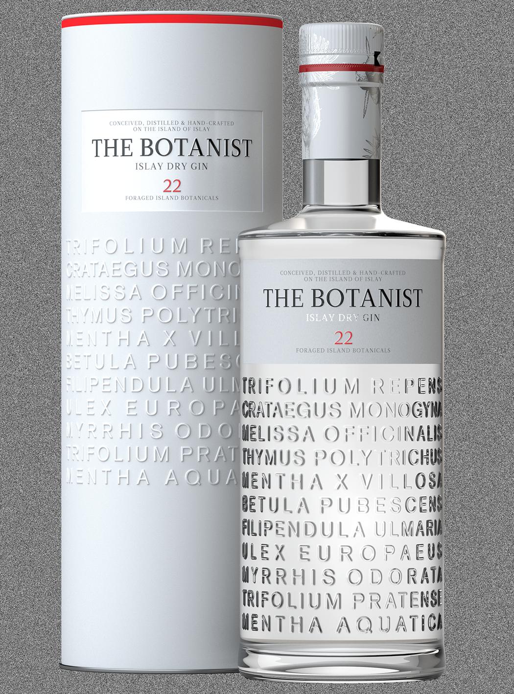 The Botanist Islay Gin Gins & Gin Liqueurs