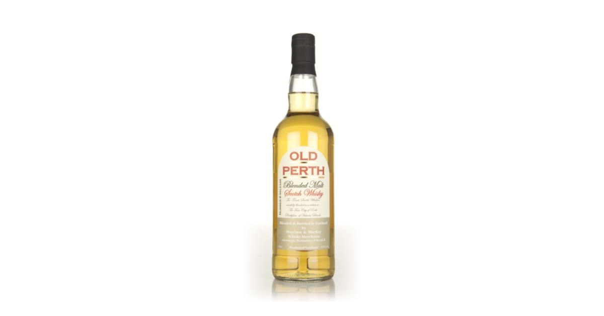 Old Perth Peaty Blend