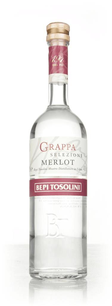 Bepi Tosolini Grappa di Merlot