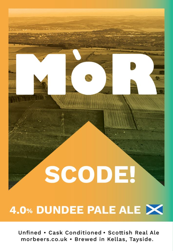 MoR Scode Dundee Pale Ale