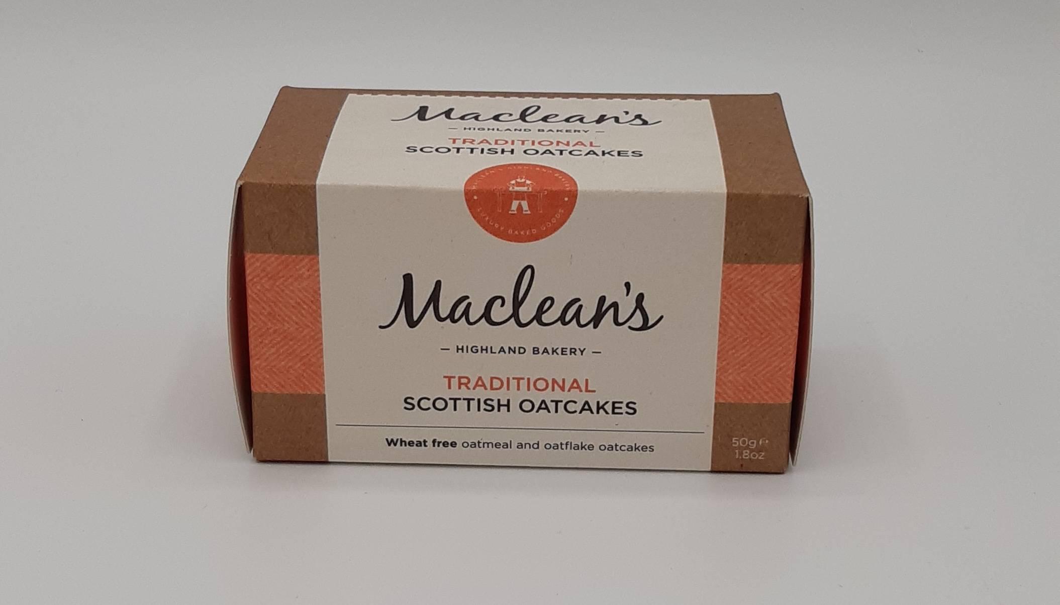Macleans Wee Mini Oatcakes