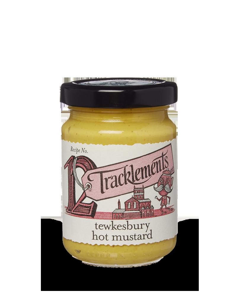 Tracklements Tewkesbury Mustard Mustards