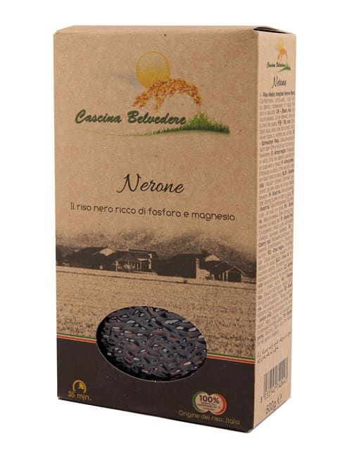 Black Nerone Rice Rice