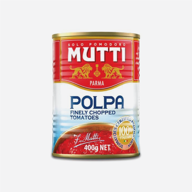 Mutti Polpa Chopped Tomatoes