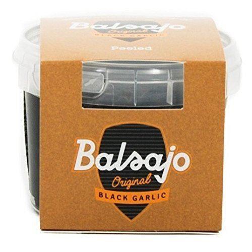 Balsajo Black Garlic Peeled Cloves