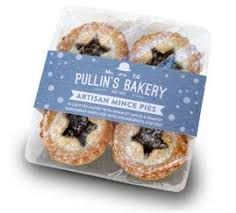 Pullins Artisan Mince Pies Cakes & Pastries