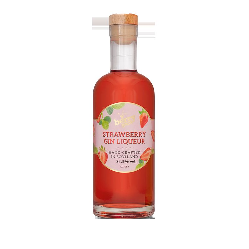 Berry Good Strawberry Gin