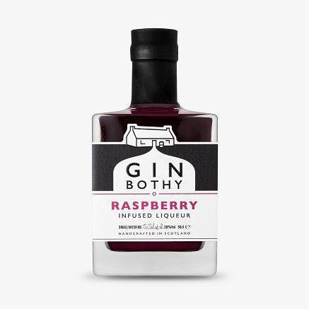 Gin Bothy Raspberry Gin Liqueur