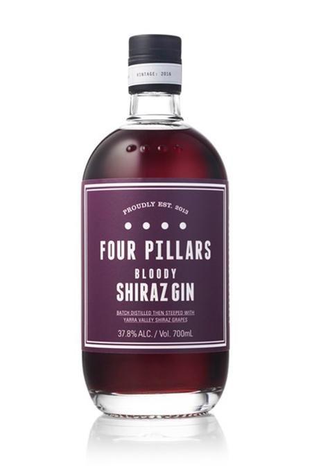 Four Pillars Bloody Shiraz Gin Gins & Gin Liqueurs