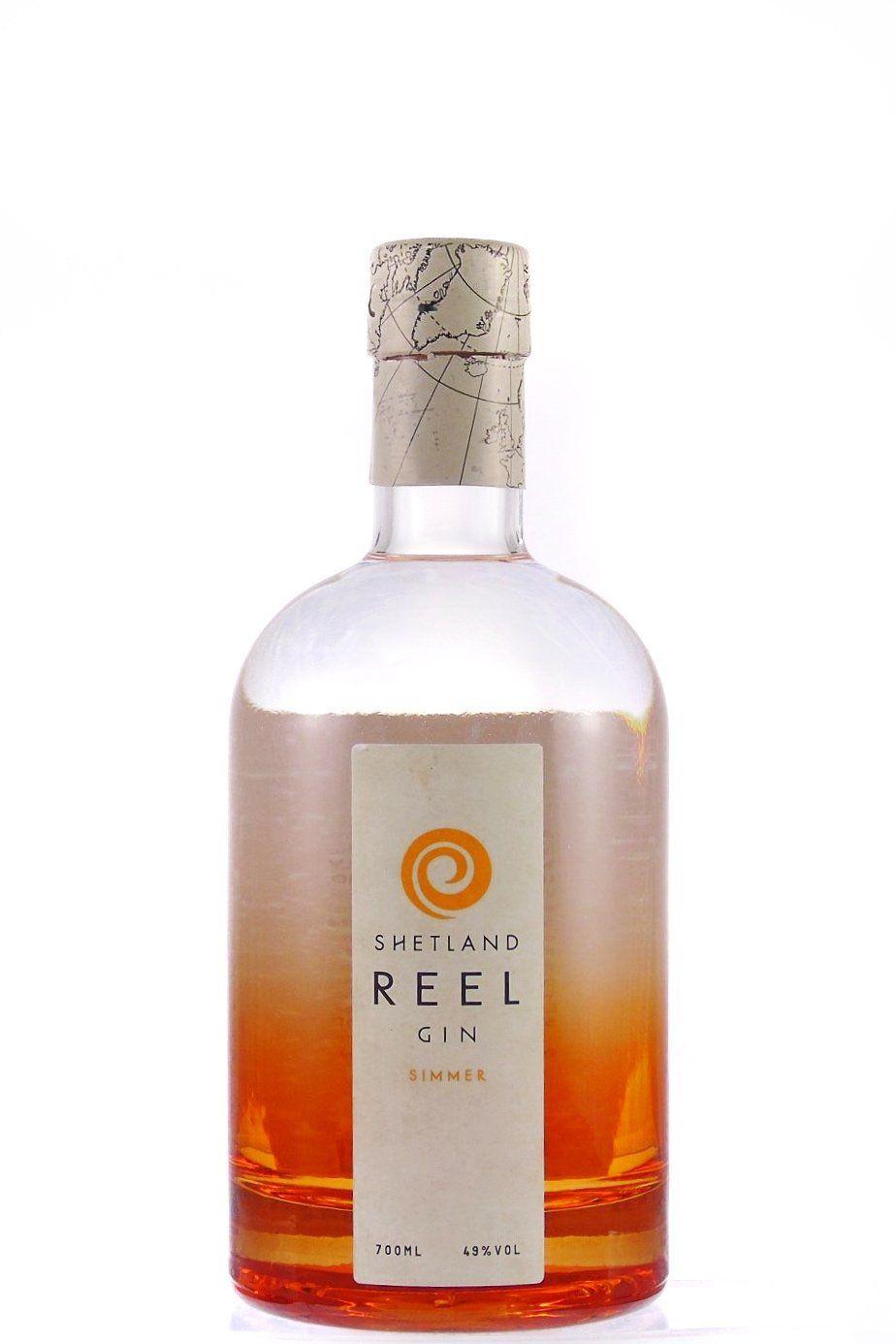 Shetland Reel Simmer Gin Gins & Gin Liqueurs