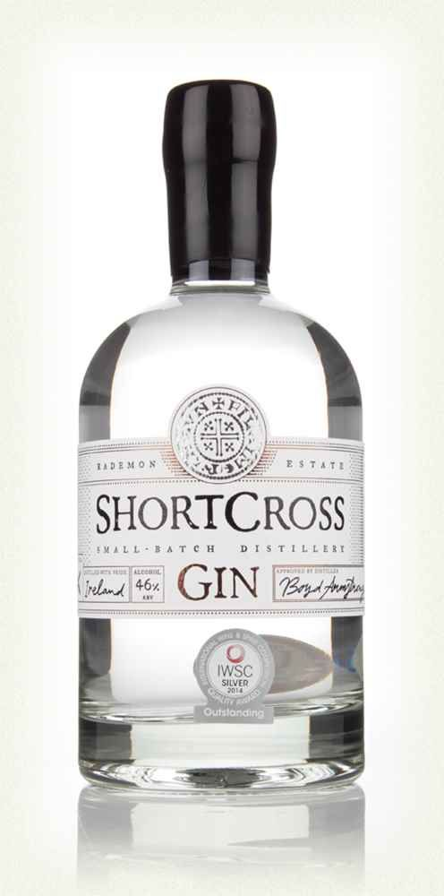Shortcross Gin Gins & Gin Liqueurs