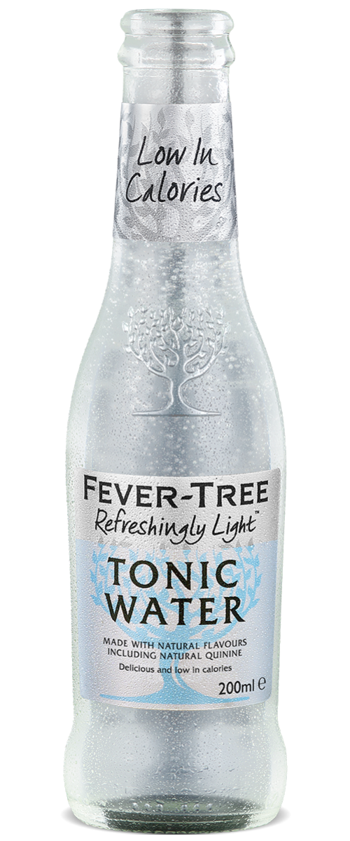 Fever Tree Naturally Light Tonic Mixers & Soft Drinks
