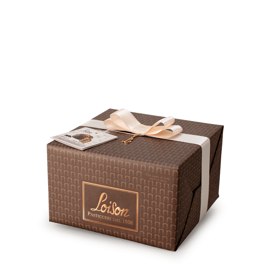 Loison Panettone Regal Chocolate Cream