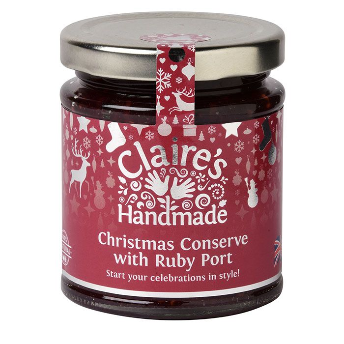 Claire's Christmas Conserve