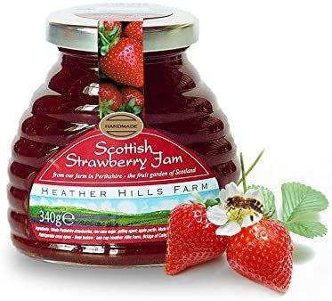 Heather Hills Strawberry Jam