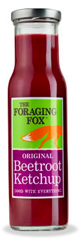 Foraging Fox Original Beetroot Ketchup