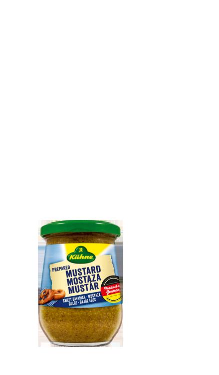 Kuhne Bavarian Mustard