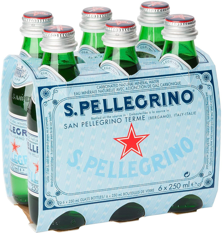 San Pellegrino Sparkling Water Mixers & Soft Drinks