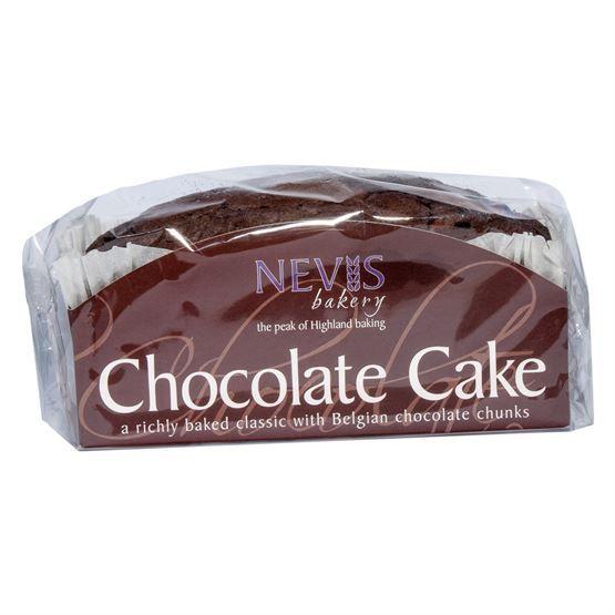 Nevis Chocolate Cake