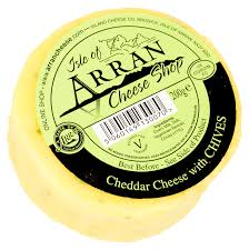 Arran Chive Cheese