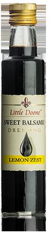 Little Doone Lemon Zest Balsamic
