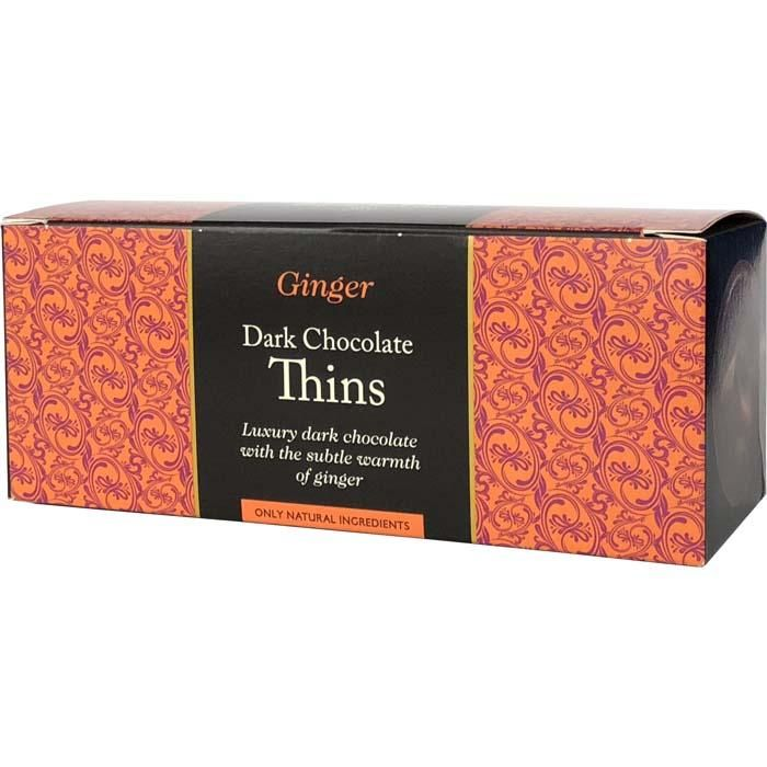Beech's Ginger Thins Gifting Chocolates