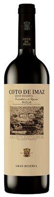 El Coto de Imaz Rioja Gran Reserva Wines