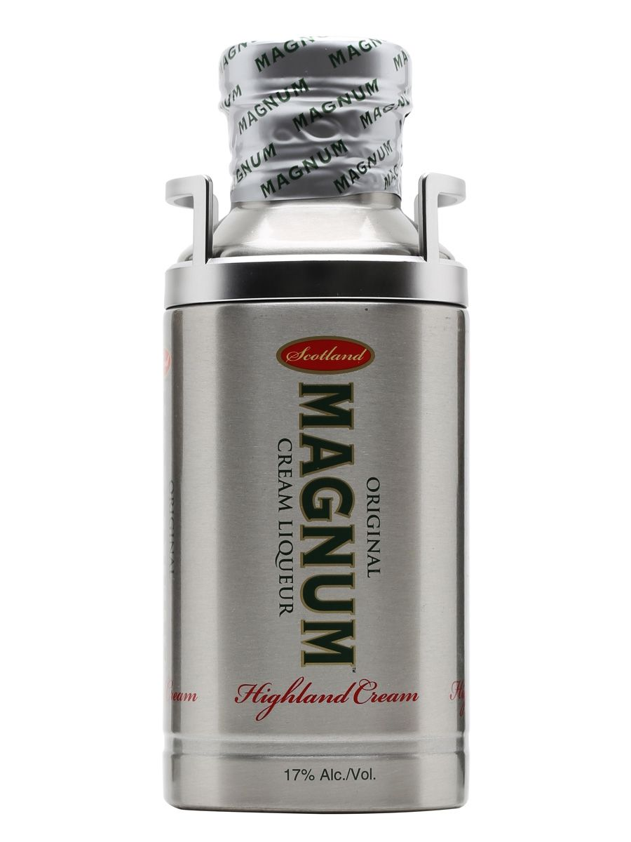 Magnum Highland Cream Liqueur