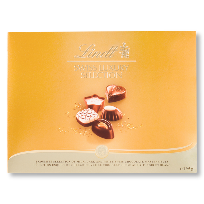 Lindt Swiss Luxury Selection Gifting Chocolates