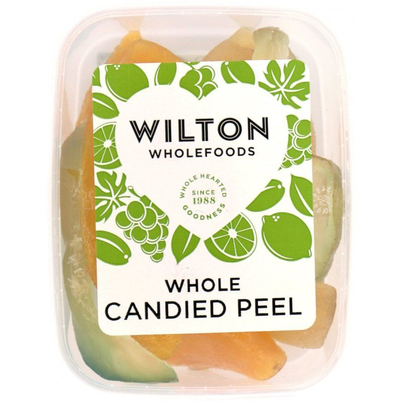 Wilton Whole Candied Peel