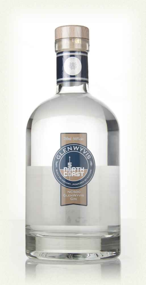 GlenWyvis North Coast 500 Gin