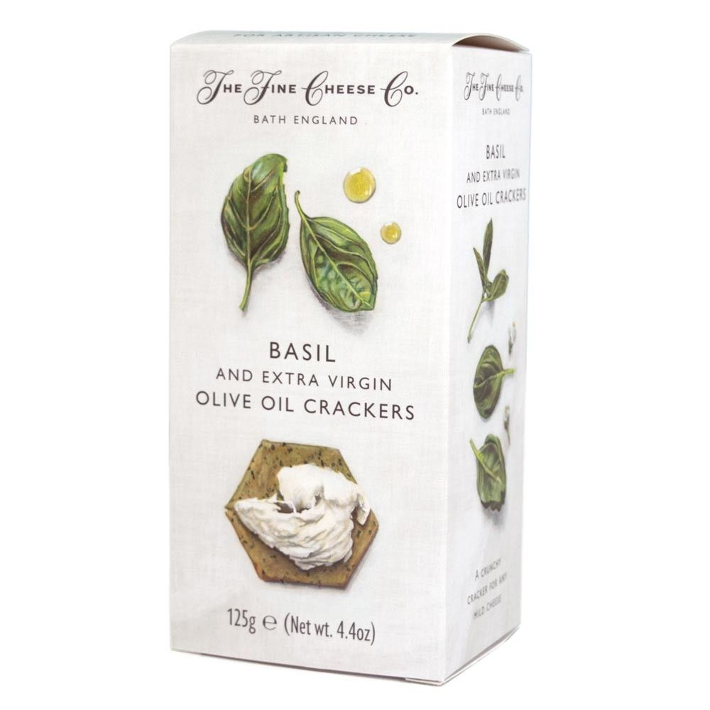 FCC Basil Crackers