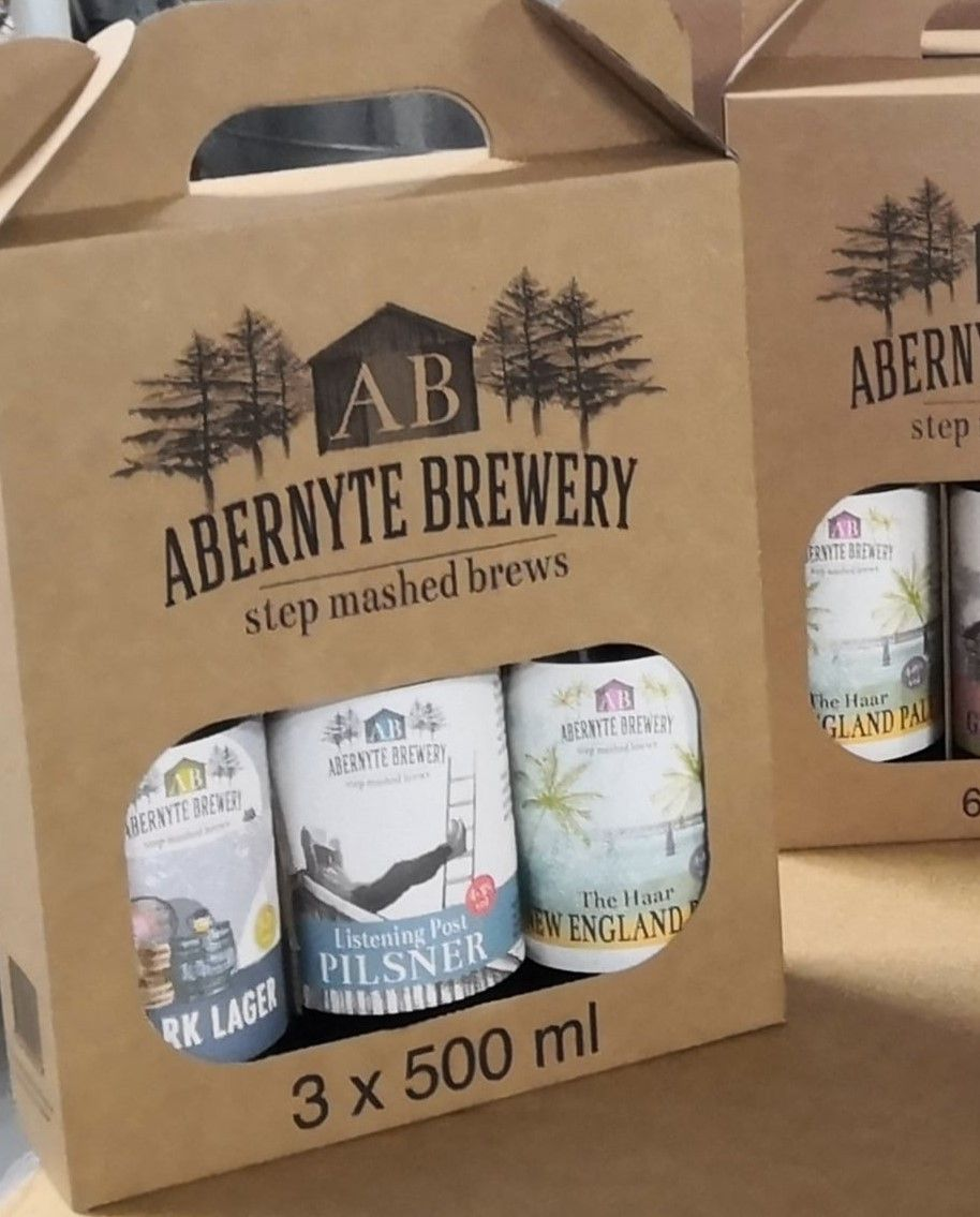 Abernyte Gift Pack Beers & Cider