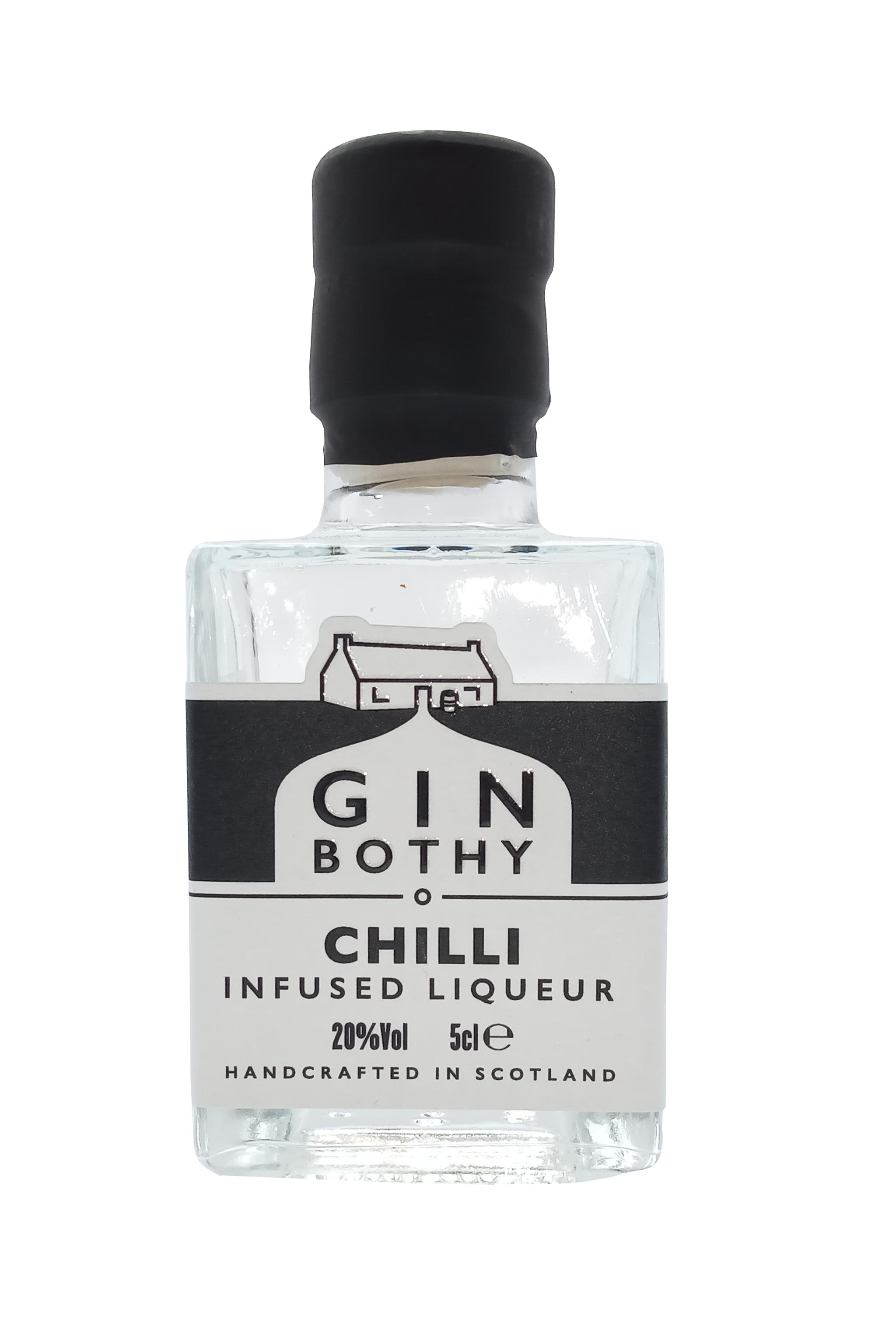 Gin Bothy Chilli Gin Liqueur