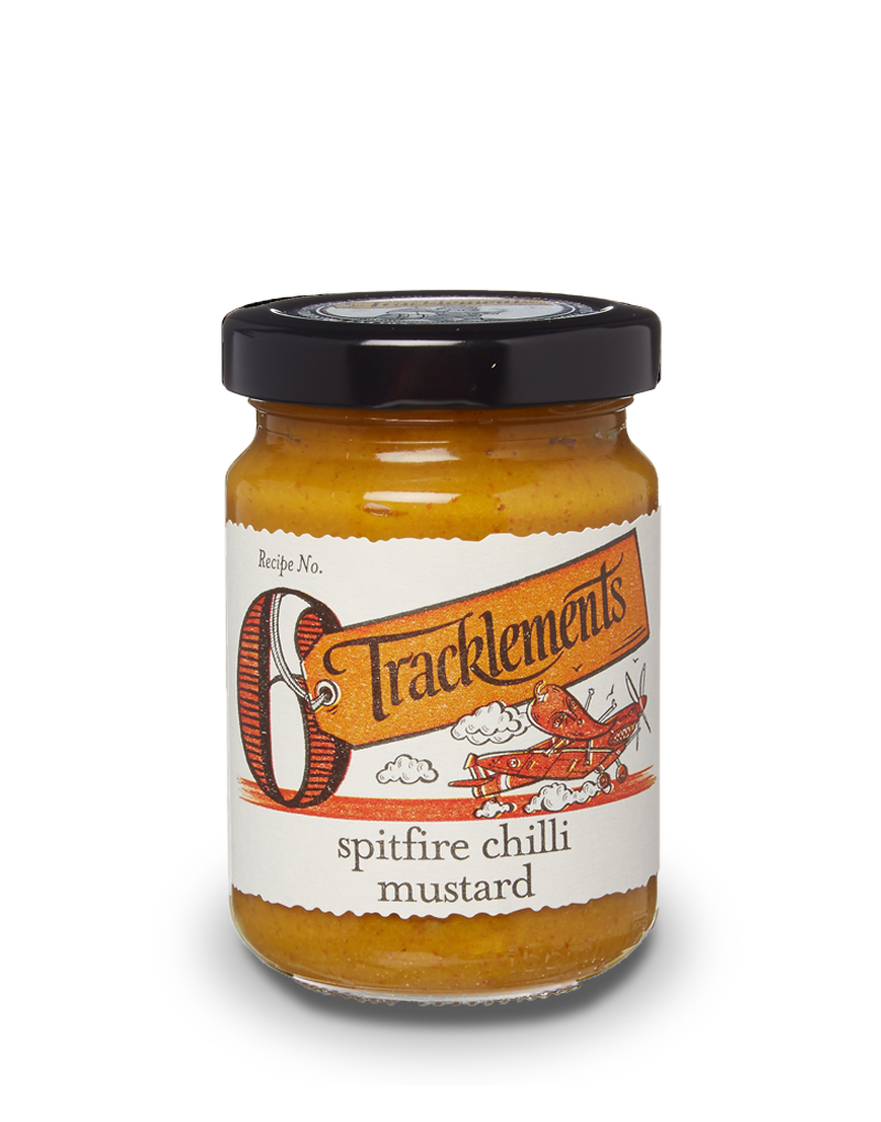 Tracklements Spitfire Mustard