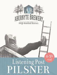 Abernyte Pilsner Beers & Cider