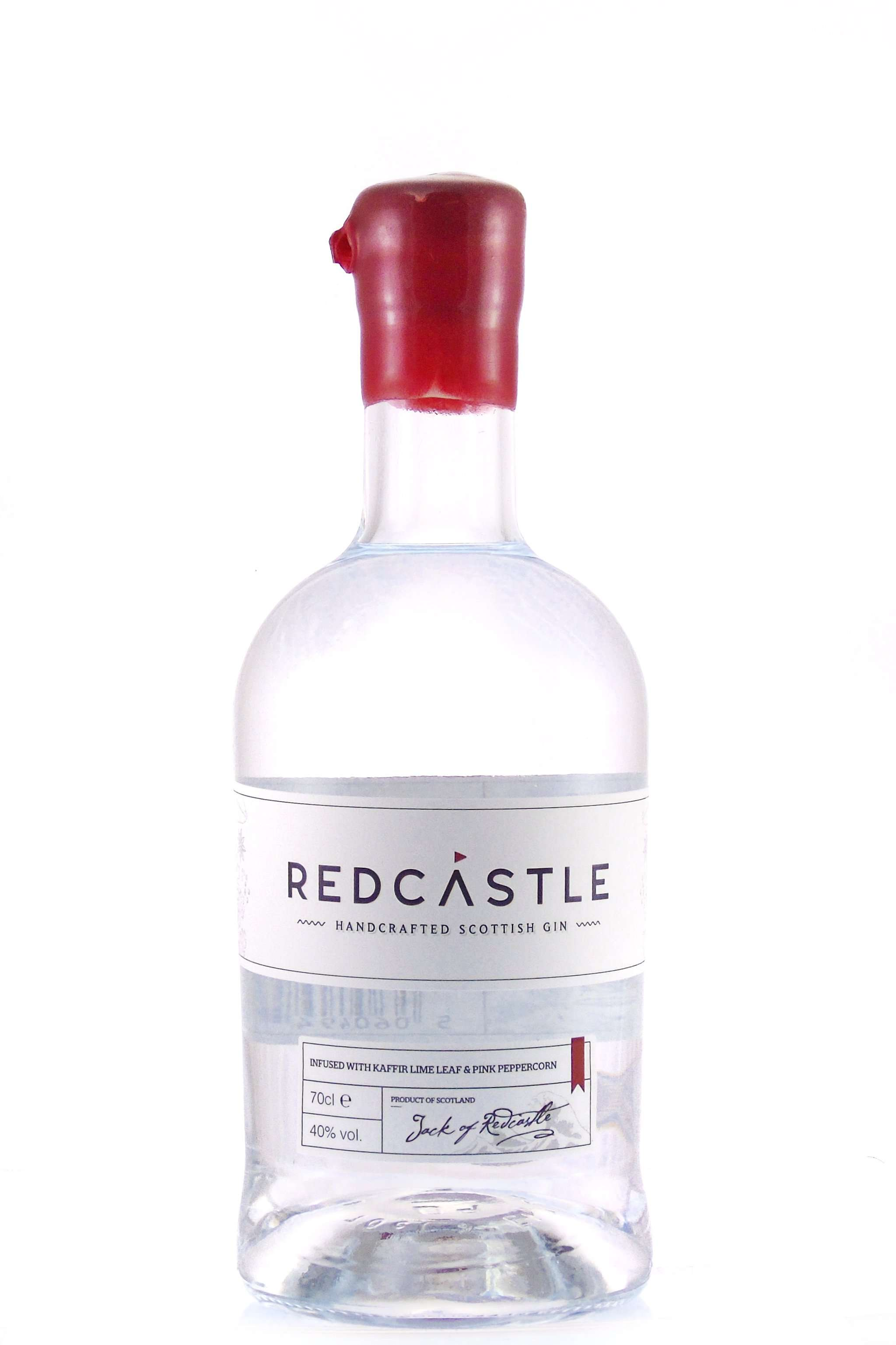 Redcastle Gin Gins & Gin Liqueurs