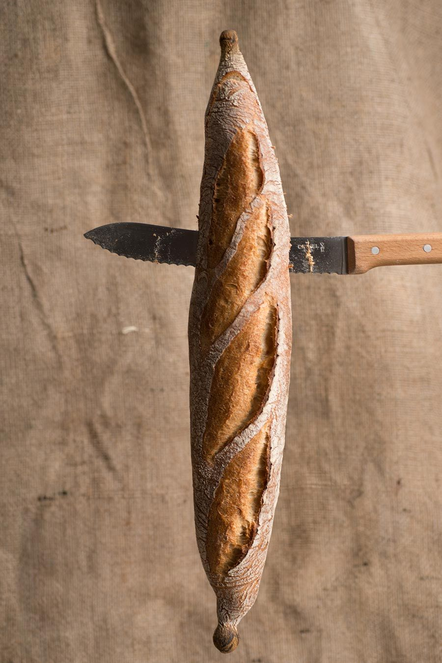 Wild Hearth Sourdough Baguette
