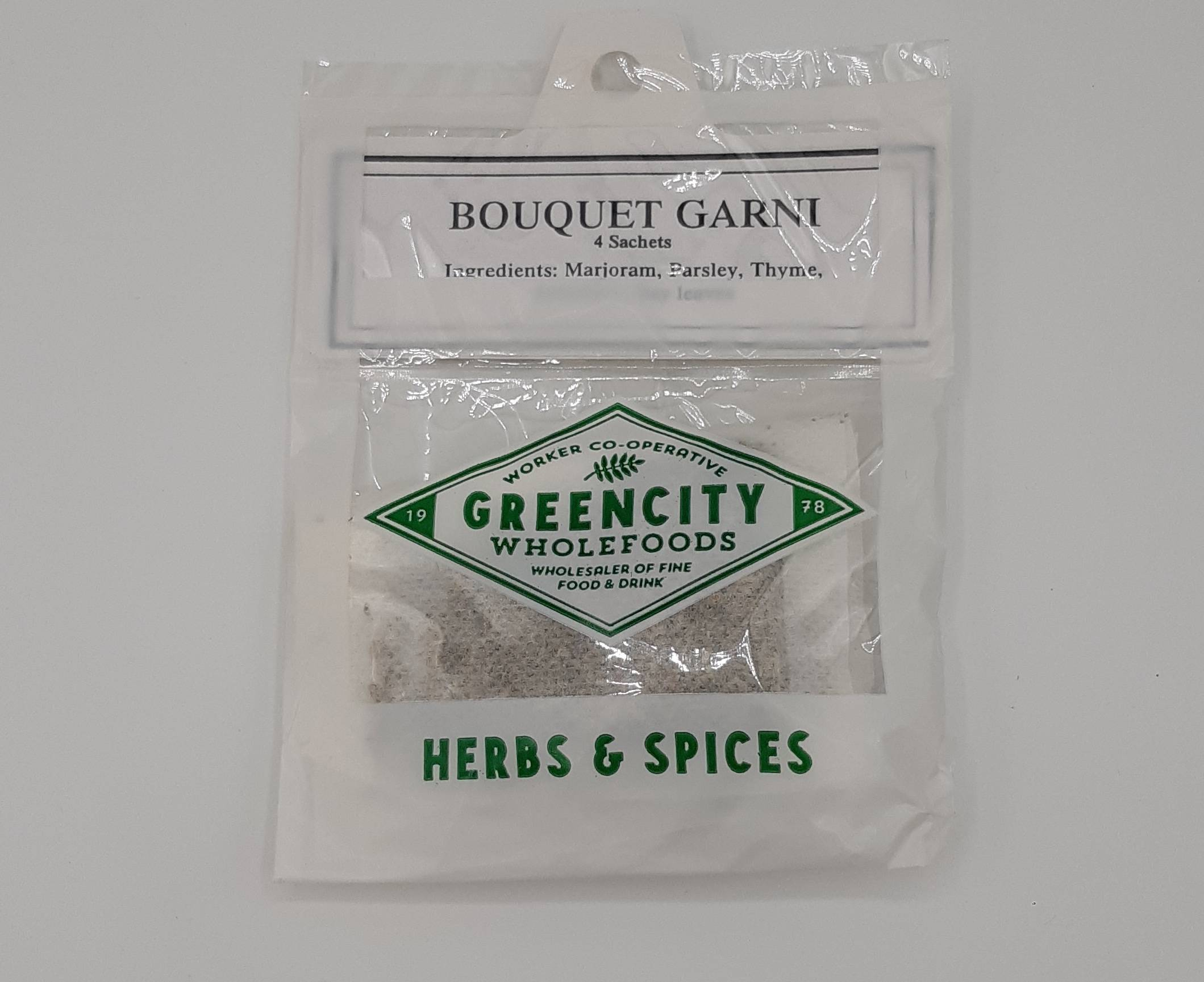 Greencity Bouquet Garni