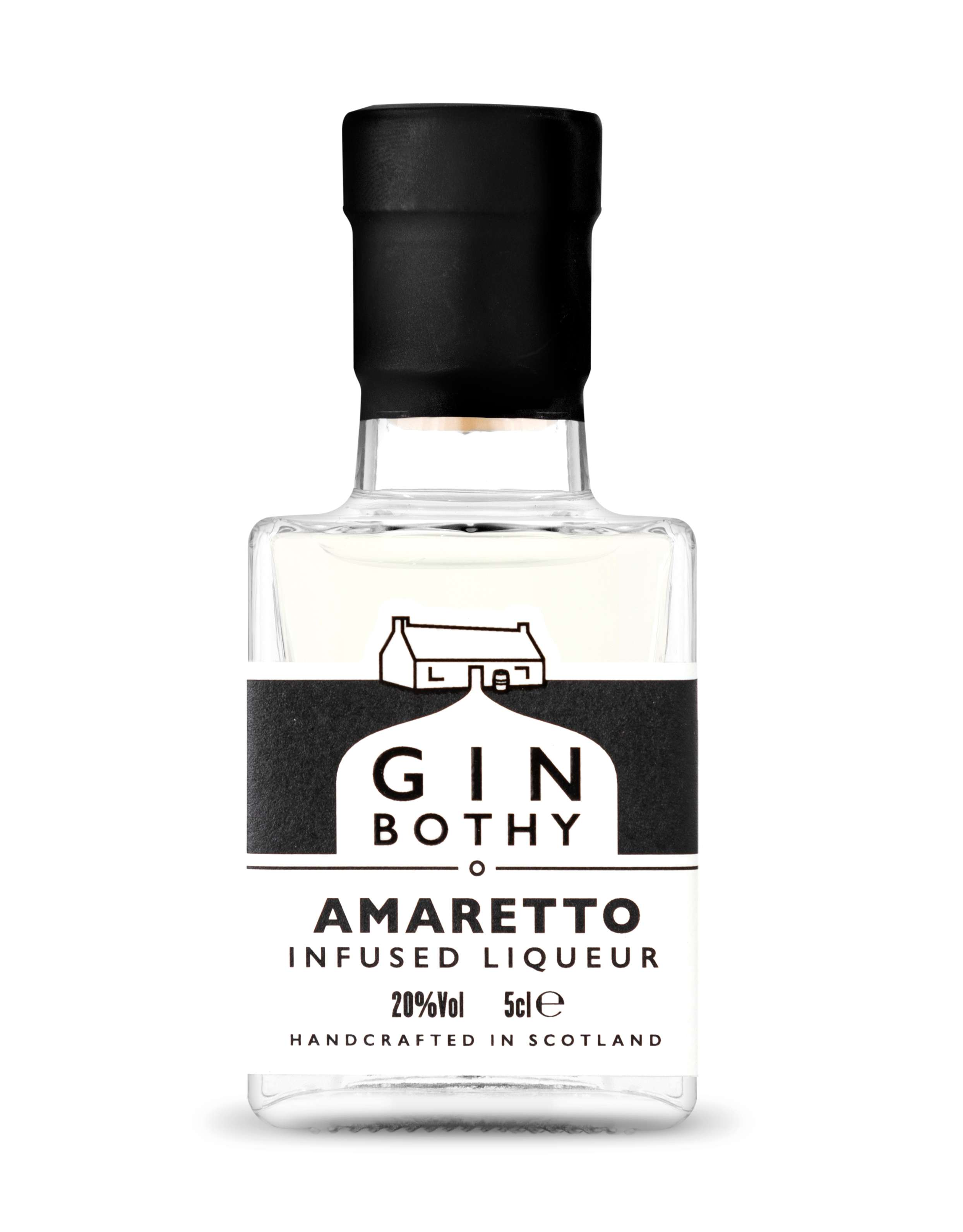 Gin Bothy Amaretto Gins & Gin Liqueurs
