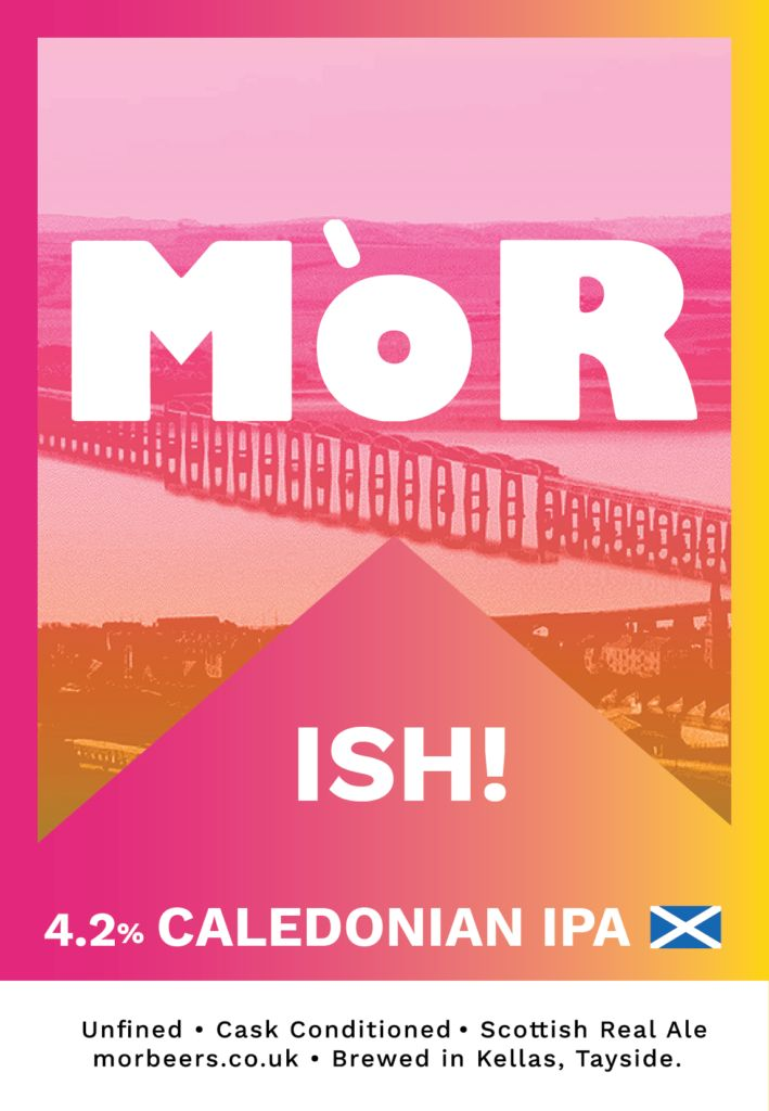 MoR Iish Caledonian IPA