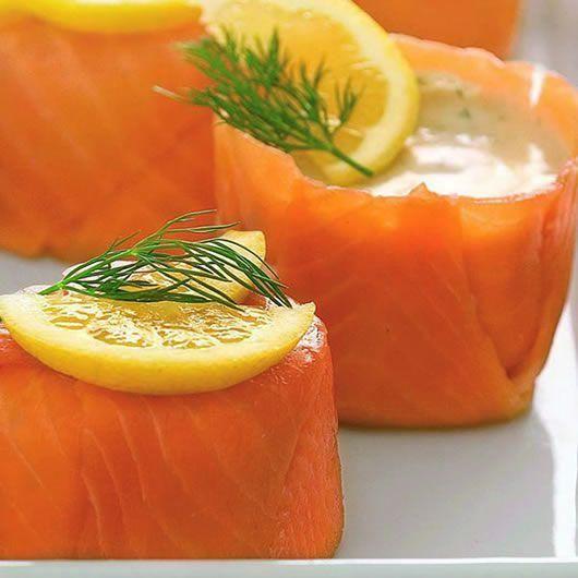 Inverawe Salmon Mousse & Caviar